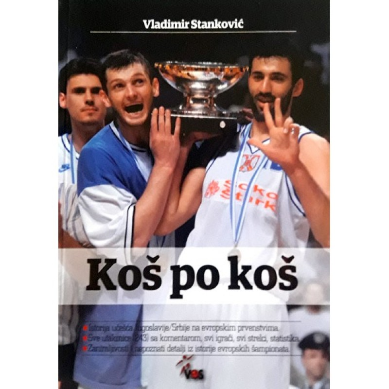 Koš po Koš, autor Vladimir Stanković