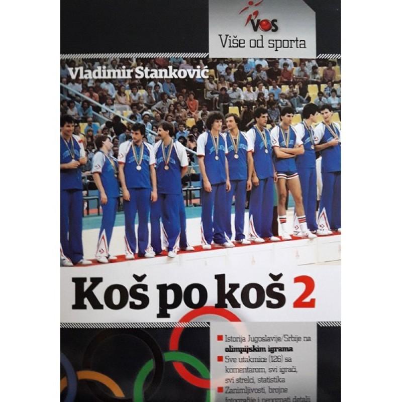 Koš po Koš 2, autor Vladimir Stanković